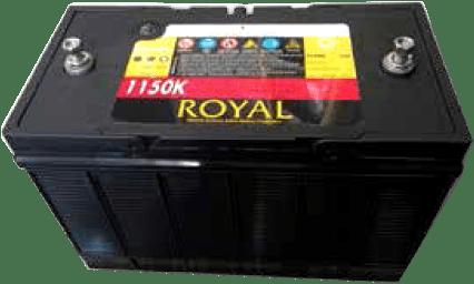 Royal 100A