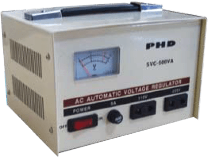 Voltage Regulator SVC